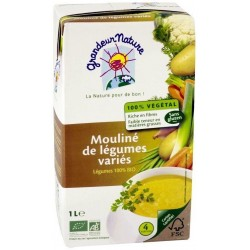 MOULINE POTAGER LEGUMES VARIES FRANCE 1L