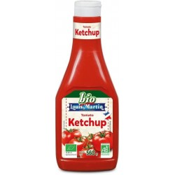 KETCHUP SUCRE CANNE FLACON SOUPLE 560G