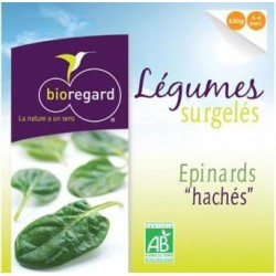EPINARDS HACHES 600GRS