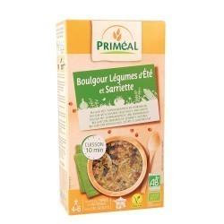 BOULGOUR LEGUMES D'ÉTÉ ET SARRIETTE 300G