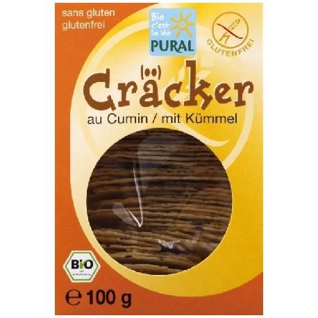 CRAKER CUMIN 100 GRS