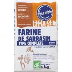 FARINE DE SARRASIN T130 1KG
