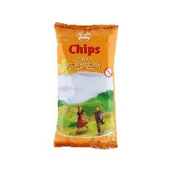 CHIPS NATURE SANS SEL 125GRS