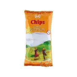 CHIPS NATURE SANS SEL 125GRS