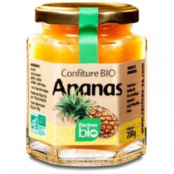 CONFITURE D ANANAS 200 GRS