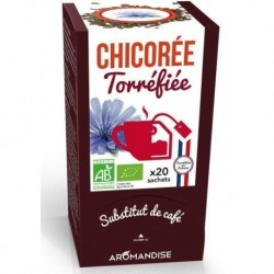 CHICORÉE TORRÉFIÉ 20 X 2 GRS