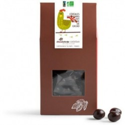 BILLES CEREALES ENROBEES CHOCOLAT LAIT CACAO 200G