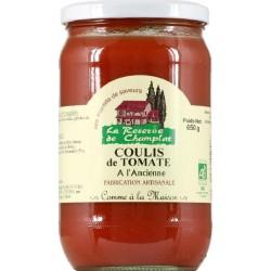 COULIS DE TOMATES 650G