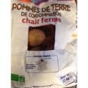 POMME DE TERRE CHAIR TENDRE OU FERME SACHET 2,5KG