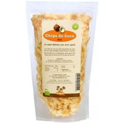 CHIPS COCO 130G