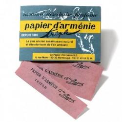 PAPIER D'ARMÉNIE TRADITION CARNET