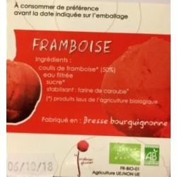 SORBET FRAMBOISE 500ML