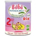 PREPARATION DE SUITE RIZ 2 EME AGE 800G