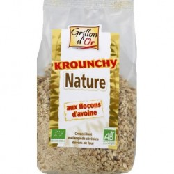CRUNCHY AVOINE NATURE 500 GRS