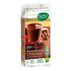 BOISSON SOJA CHOCOLAT 1L