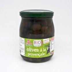 OLIVE NOIRE PROVENÇALE 410 GRS