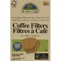 FILTRES A CAFE N°4 X 100