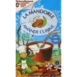 CUISINE AMANDE 25CL