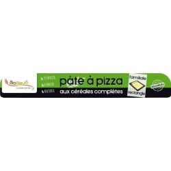 PÂTE PIZZA FAMILIALE CÉRÉALES COMPLETES 430G