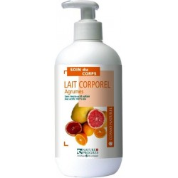 LAIT CORPOREL AGRUMES 500ML