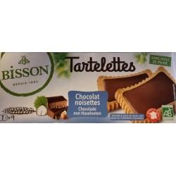 TARTELETTES CHOCOLAT NOISETTE 150 GRS