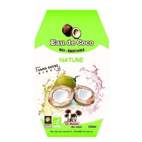 EAU DE COCO 33 CL