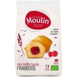 MINI MUFFINS FRAMBOISE 225G