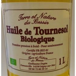 HUILE DE TOURNESOL 1L (NORMANDIE)