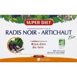 RADIS NOIR ARTICHAUT AMPOULES 15ML (20)