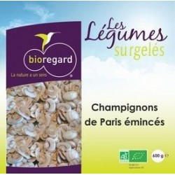 CHAMPIGNONS DE PARIS EMINCES 600G