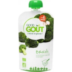 GOURDE BROCOLI 120G