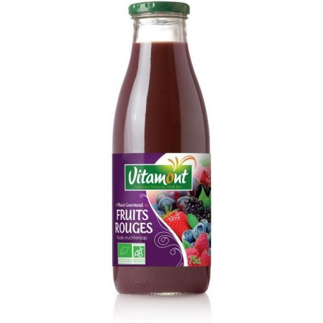 COCKTAIL FRUITS ROUGES 75CL