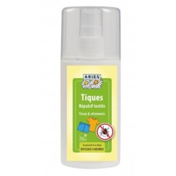 SPRAY REPULSIF TEXTILE TIQUE 100ML