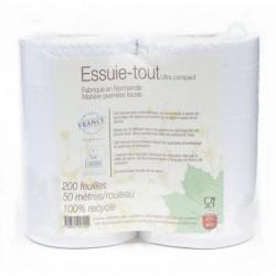 ESSUIE-TOUT NORMAND 2 ROULEAUX 200 FEUILLES