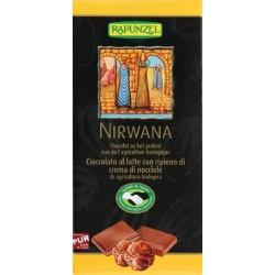 CHOCOLAT LAIT NIRWANA PRALINE 100G