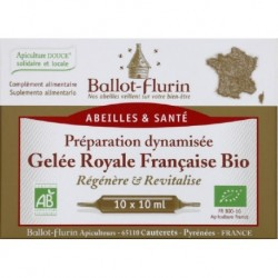 GELEE ROYALE AMPOULES (10) 100ML