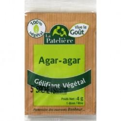 AGAR-AGAR EN POUDRE 5X4 GRS