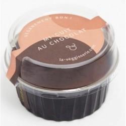 VEGGINE MI-CUIT CHOCOLAT 90 GRS