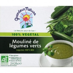 POTAGE LEGUMES VERTS 2X250ML
