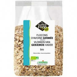FLOCONS D'AVOINE GERMÉE 350G