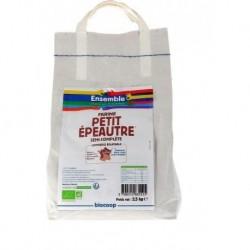 FARINE DE PETIT EPEAUTRE 2,5KG