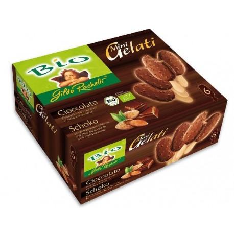 GLACE BATONNET CHOCOLAT (6) 210G