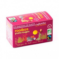 ROOIBOS FRUITS ROUGES MH 20 X 1,5 GRS