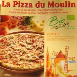 PIZZA ROYALE 400 GRS