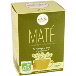 MATE NATURE 20X1.5GRS