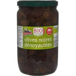 OLIVE NOIRE DÉNOYAUTÉE 370G