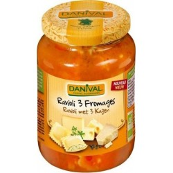 RAVIOLI TROIS FROMAGES 670 GRS