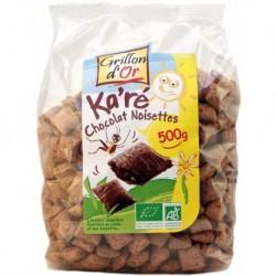 KA' RÉ FOURRÉ CHOCOLAT NOISETTE 500 GRS
