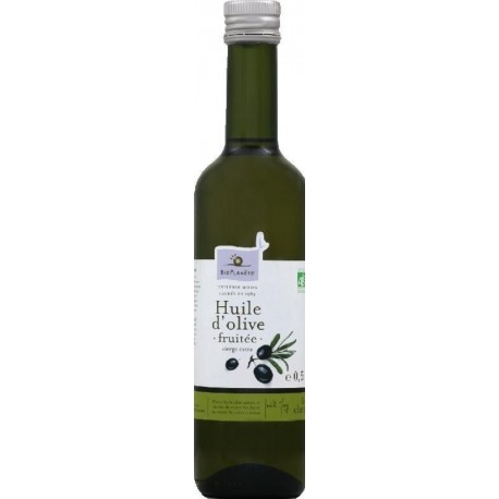 HUILE D OLIVE CORSEE 50CL