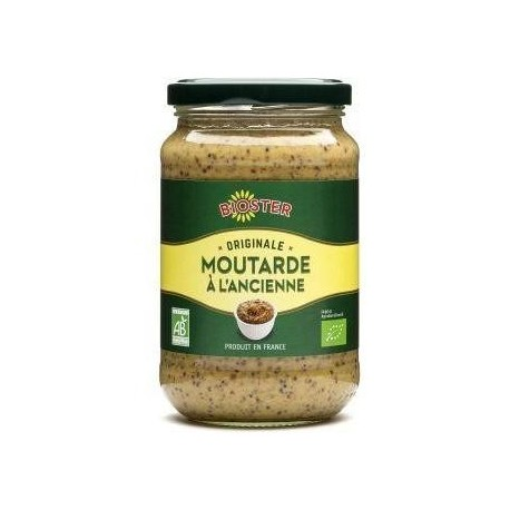 MOUTARDE A L ANCIENNE 350G